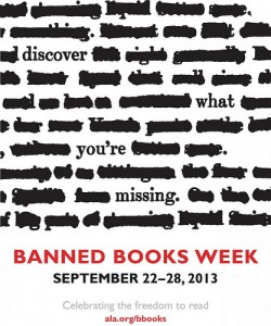 Banned Books Week 2013