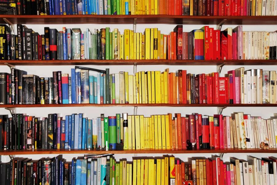 Pietro Bellini Bookshelf Spectrum 1.0: mission accomplished