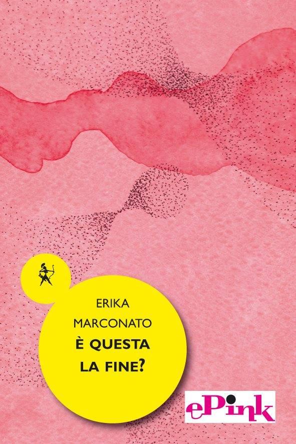 La copertina rosa del mio racconto - emozione!